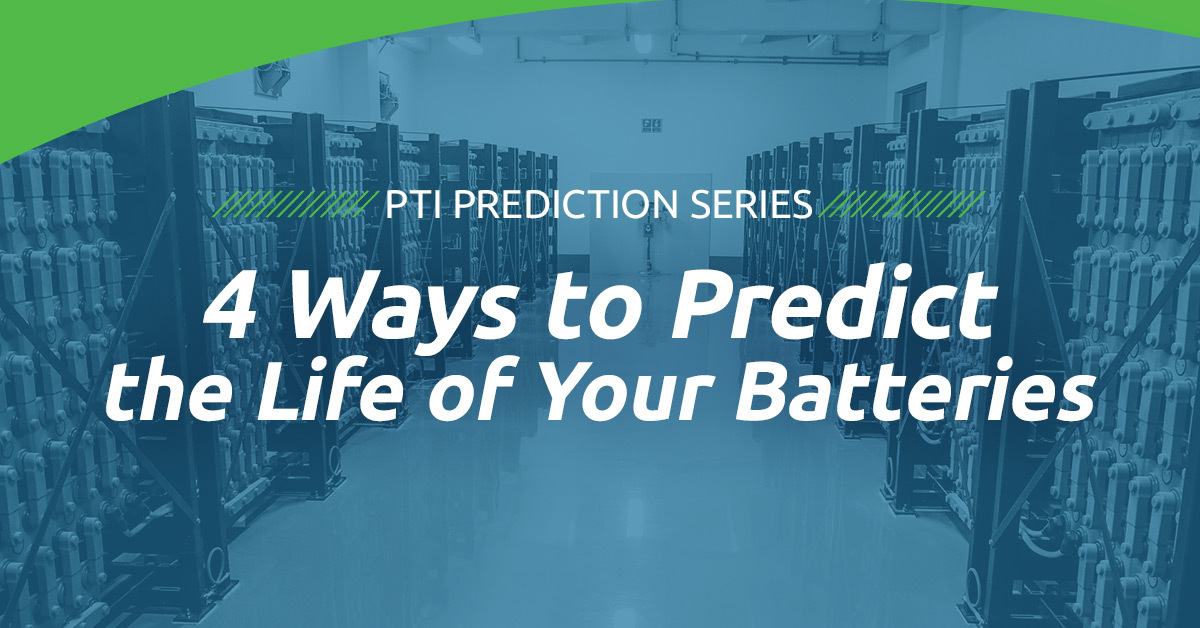 4 Ways to Predict the Life of Your Batteries